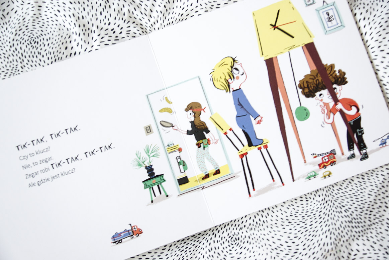 Książki dla przedszkolaka, Jano i Wito w domu