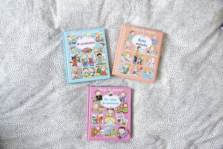 książki dla 3 i 4 latka, obrazki dla maluchów