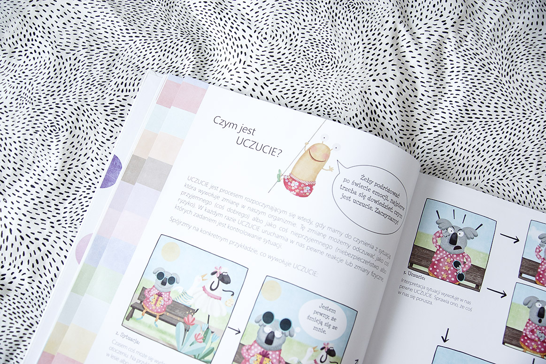 uczuciometr inspektora krokodyla, książka o emocjach dla dzieci, książki dla dzieci; książki dla 7-latki