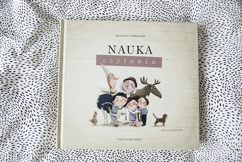 nauka czytania, książki dla dzieci; książki dla 7-latki