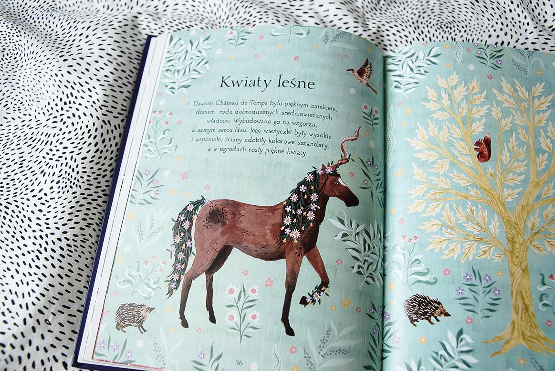 stowarzyszenie magicznych jednorożców, książka o jednorożcach,, książki dla dziewczynek, książki dla 7-latki, książki dla dzieci
