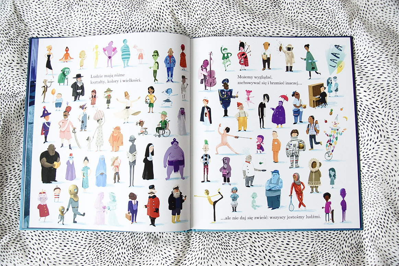tutaj jesteśmy, mądre książki dla dzieci; książki dla 7-latki