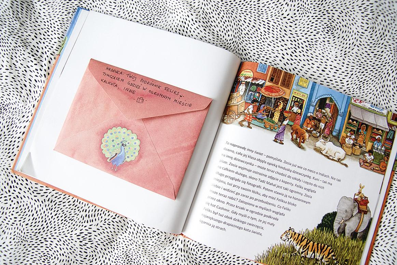 najlepsze na świecie listy od feliksa, listy od feliksa, książki dla dziewczynek, książki dla 7-latki, książki dla dzieci