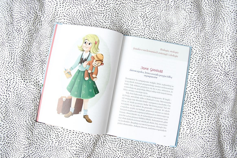 piękne umysły, książki dla dziewczynek, książki dla 7-latki, książki dla dzieci