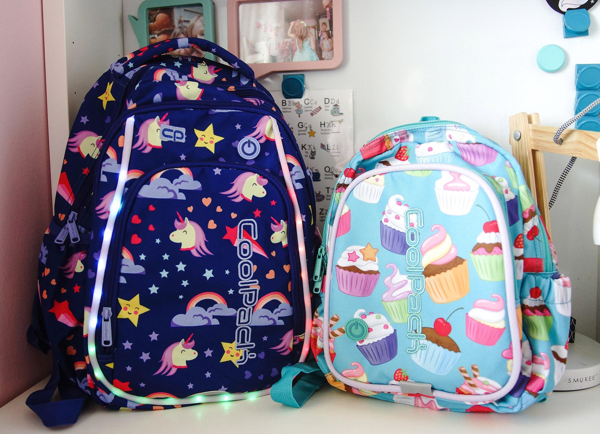 wyprawka do pierwszej klasy, colorino, plecak do pierwszej klasy