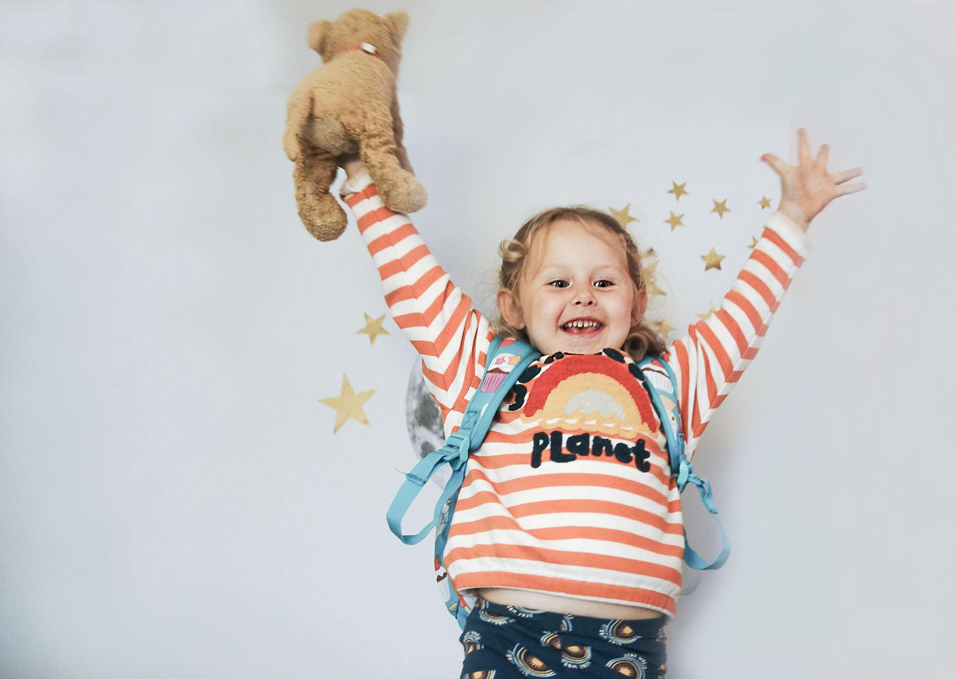 adaptacja w przedszkolu, udana adaptacja przedszkolna, moda dziecięca blog