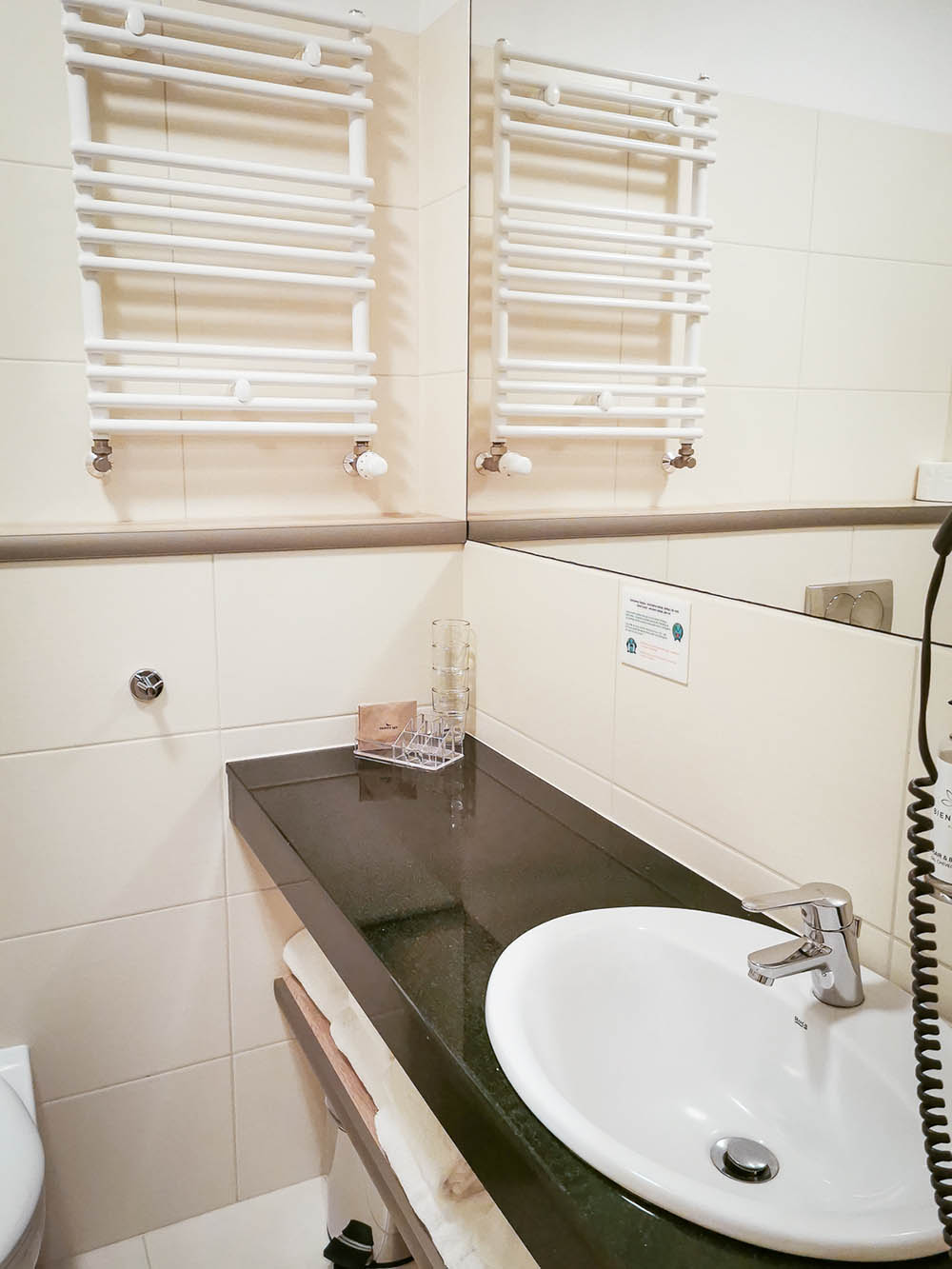 łazienka hotel tristan & spa