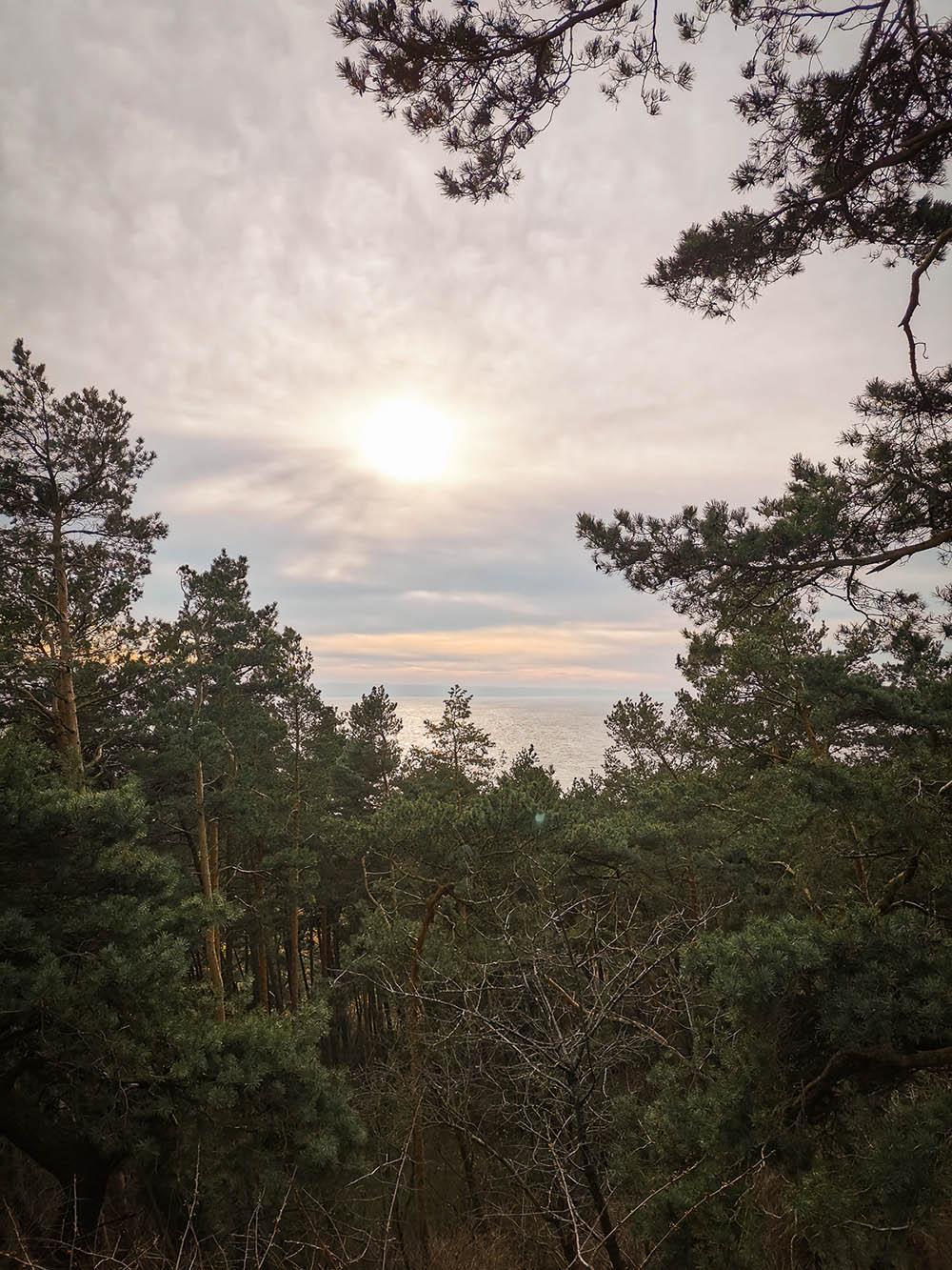 punkt widokowy Krynica Morska