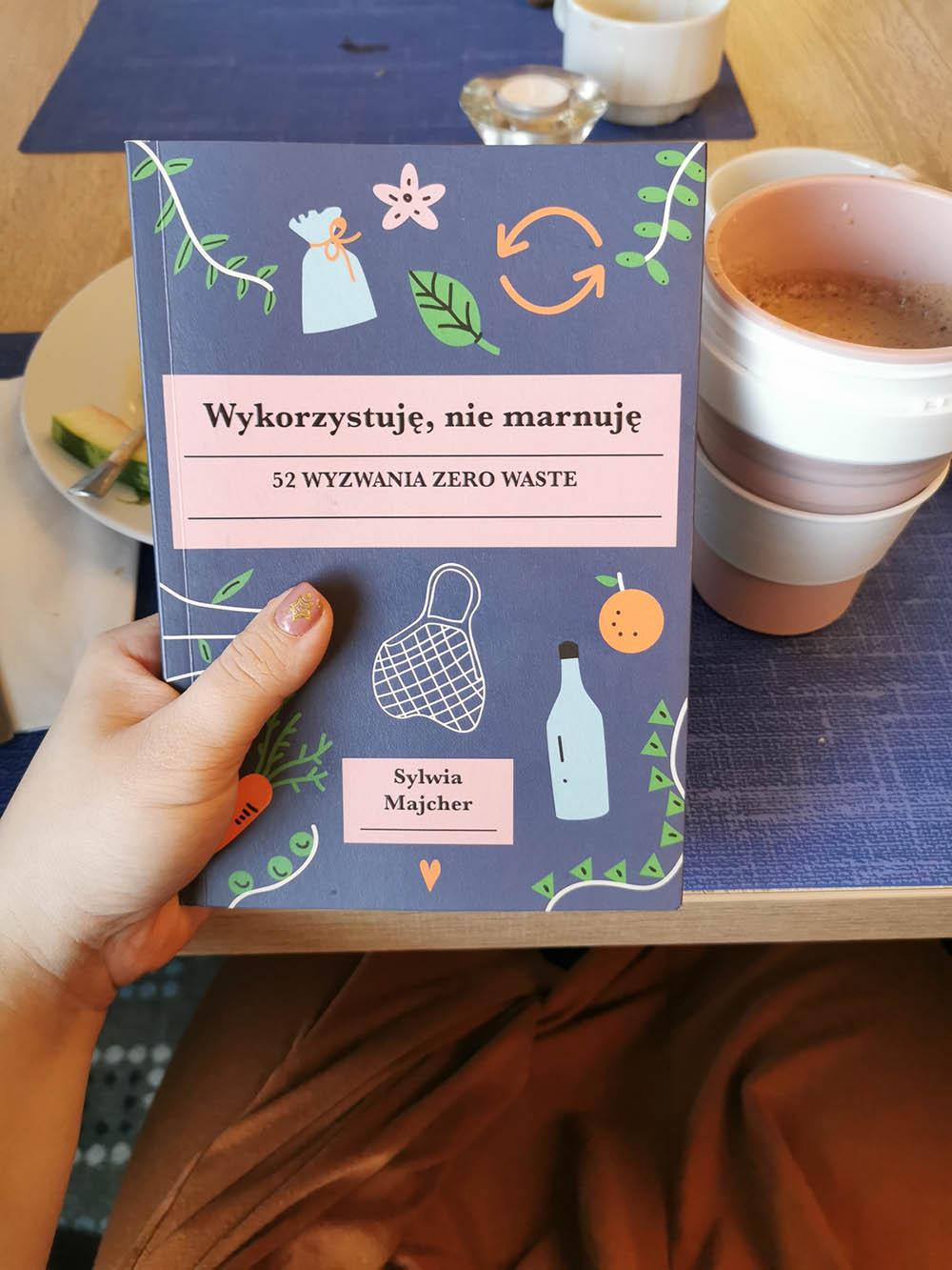 książka eko, wykorzystuję nie marnuję