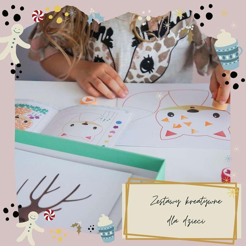 Artystyczne prezenty dla dzieci