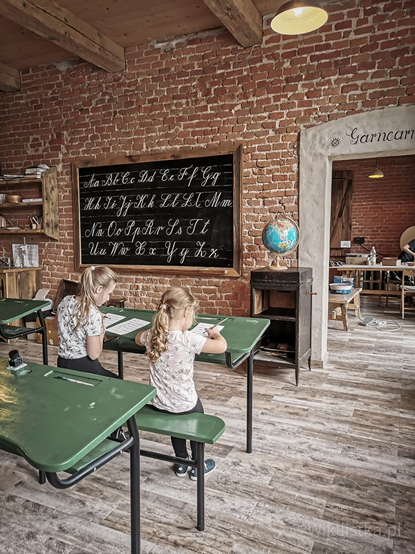Atrakcje dla dzieci W Bieszczadach - Bieszczadzka Szkoła Rzemiosła